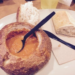 Photo taken at Panera Bread by april m. on 1/11/2015