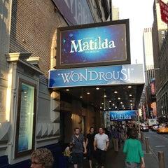 Photo taken at Shubert Theatre by Ryan M. on 6/21/2013