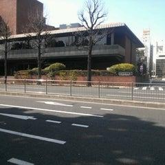 Photo taken at ふくおか会館 by Yuji I. on 3/2/2013