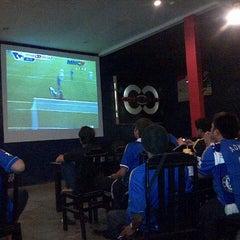 Photo taken at Cozy Café by Juhn t. on 10/20/2012
