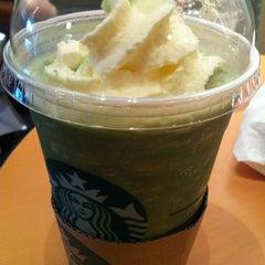 Photo taken at Starbucks by Kuljira Y. on 7/27/2013