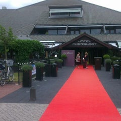 Photo taken at Van der Valk Hotel Akersloot by Luc A. on 7/30/2013