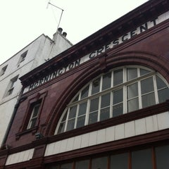 Photo taken at Mornington Crescent by Howard L. on 3/10/2014