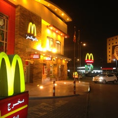 Photo taken at McDonald's   ماكدونالدز by Ronald S. on 2/18/2013
