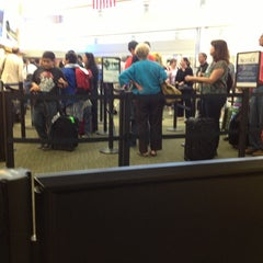Photo taken at Terminal A by Craig W. on 7/15/2013