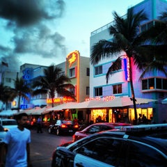 Photo taken at Ocean Drive by Jon B. on 4/9/2013