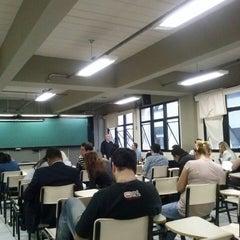 Photo taken at Universidade Paulista (UNIP) by Denise H. on 4/5/2013
