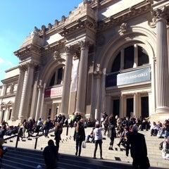 Photo taken at The Metropolitan Museum of Art by Matt H. on 10/24/2013