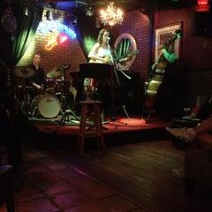 Photo taken at Blue Jean Blues Jazz Club by vasco on 12/26/2012