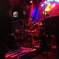 Photo taken at Blue Jean Blues Jazz Club by vasco on 12/28/2012