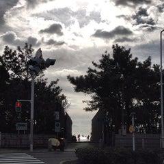 Photo taken at パーク東側 見晴し台 by koheishi on 12/31/2012