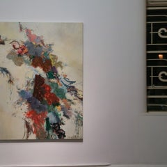 Photo taken at James Cohan Gallery by toni on 7/6/2013