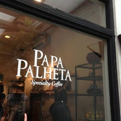 Photo taken at Papa Palheta by Joshua L. on 10/21/2012