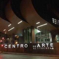 Photo taken at Centro De Arte Alcobendas by LM on 9/3/2013