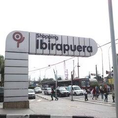 Photo taken at Shopping Ibirapuera by Luísa G. on 11/15/2012