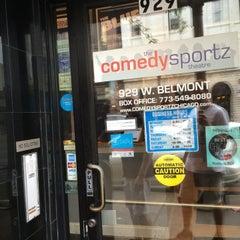 Photo taken at ComedySportz Theatre by Austin W. on 8/23/2014
