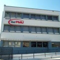 Photo taken at FMU - Campus Santo Amaro by 🌞Gisseli T. on 12/2/2012