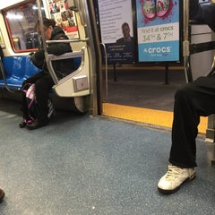 Photo taken at 33rd St PATH Station by David S. on 2/5/2015