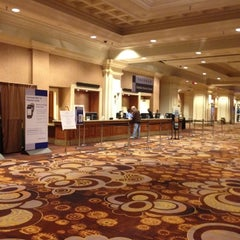 Photo taken at Mandalay Bay Convention Center by Gabriel I. on 1/15/2013
