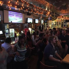 Photo taken at Clark St. Beach Bar by KevRokken on 8/22/2015