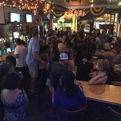 Photo taken at Clark St. Beach Bar by KevRokken on 8/9/2015
