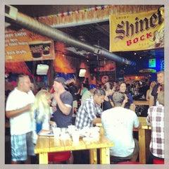 Photo taken at Clark St. Beach Bar by KevRokken on 8/4/2013
