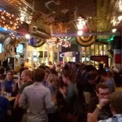 Photo taken at Clark St. Beach Bar by KevRokken on 9/27/2015