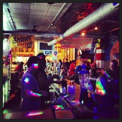 Photo taken at Clark St. Beach Bar by KevRokken on 7/7/2013