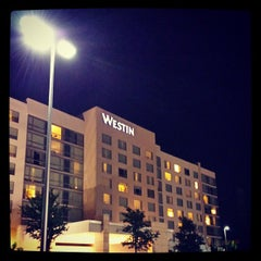 Photo taken at The Westin Austin at The Domain by Tom C. on 10/20/2013