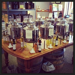 Photo taken at Tahoe Ridge Winery and Bistro and Olive Oil Market by Dianna on 1/16/2013