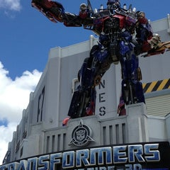 Photo taken at Universal Studios Florida by Jeremy W. on 6/2/2013