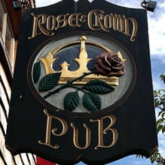 Photo taken at The Rose and Crown by The Rose and Crown on 1/13/2015