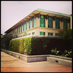 Photo taken at Van Nuys Courthouse by Vince J. on 5/9/2013