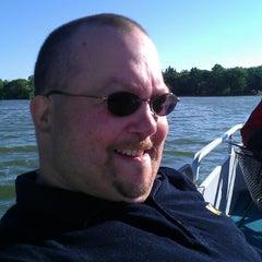 Photo taken at Lake Tichigan by Wally T. on 6/18/2013