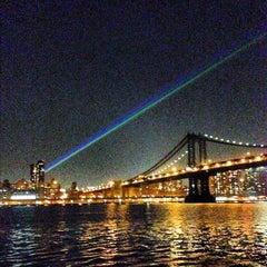 Photo taken at Brooklyn Bridge Park by Ryan I. on 11/29/2012