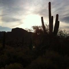 Photo taken at Sabino Canyon Recreation Area by Carol B. on 7/2/2013