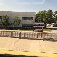 Photo taken at Metrolink Burbank-Bob Hope Airport Station by Darren D. on 8/31/2015