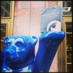 Photo taken at Q110 - Die Deutsche Bank der Zukunft by Admin O. on 11/27/2013
