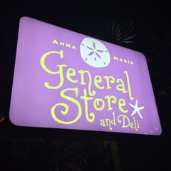 Photo taken at Anna Maria General Store by Mr. J on 9/21/2014