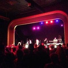 Photo taken at Hawthorne Theatre by Jordan R. on 9/5/2013