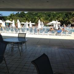 Photo taken at Club Med Rio das Pedras by Raphael Z. on 4/19/2013