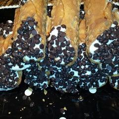 Photo taken at Martusciello Bakery by Steven M. on 12/22/2013