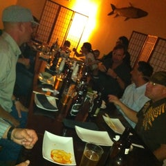 Photo taken at Fugus Sushi & Wok by Alida R. on 11/9/2012