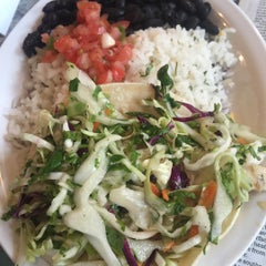Photo taken at Wahoo's Fish Taco by James L. on 7/18/2015