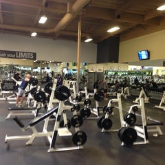 Photo taken at 24 Hour Fitness by Adrian R. on 8/12/2014