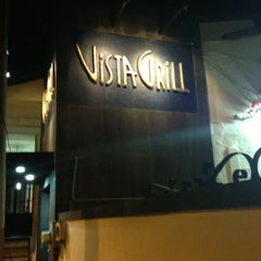 Photo taken at Vista Grill by Peter K. on 2/20/2013