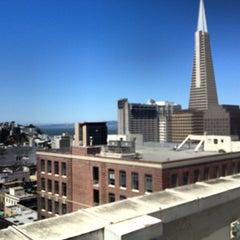Photo taken at The Ritz-Carlton San Francisco by Patrick S. on 6/17/2013