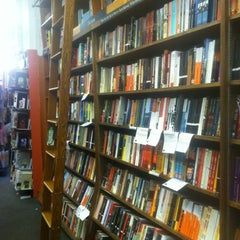 Photo taken at Harvard Book Store by Stephen B. on 11/14/2012