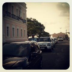 Photo taken at Palácio Potengi (Pinacoteca Potiguar) by Madeline J. on 2/24/2013