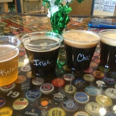 Photo taken at LWS Brewery by Cindy H. on 3/17/2016